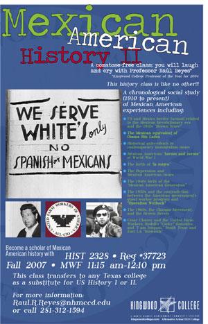 Mexican American History II